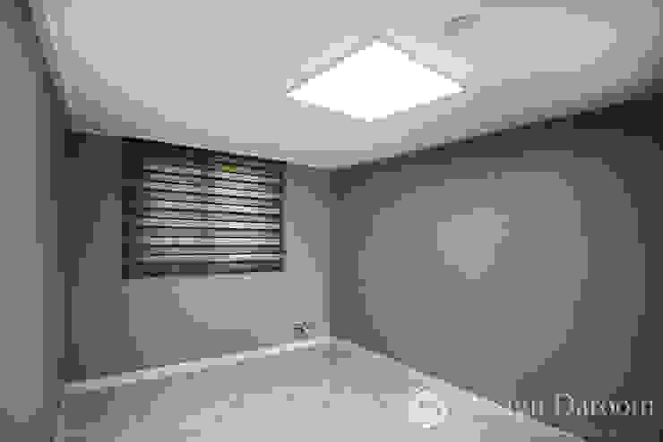 광장동 워커힐 아파트 56py 서재 모던스타일 서재 / 사무실 by Design Daroom 디자인다룸 모던