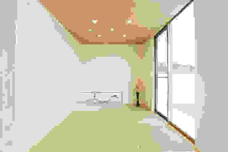 和室 Style Create モダンデザインの 多目的室