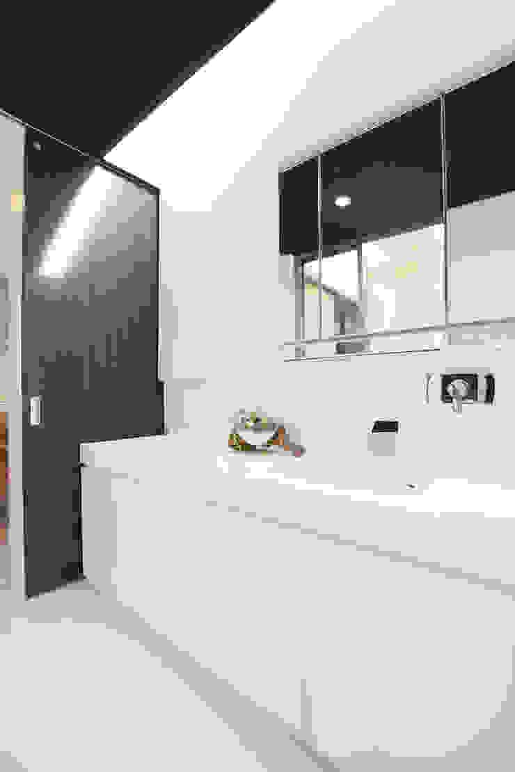 洗面室 Style Create 洗面所&風呂&トイレ収納 白色