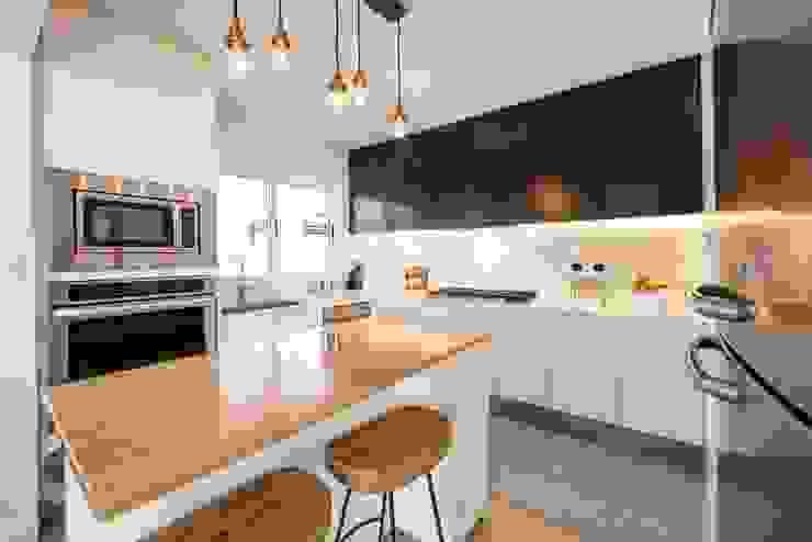 Cocinas Blancas Modernas Para Casas Pequenas Y Grandes Homify
