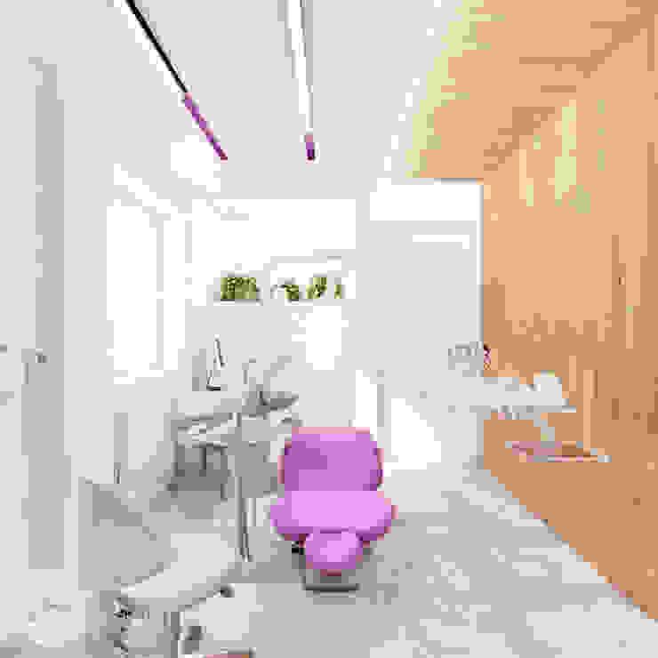 365 Stopni Clinics Wood Multicolored