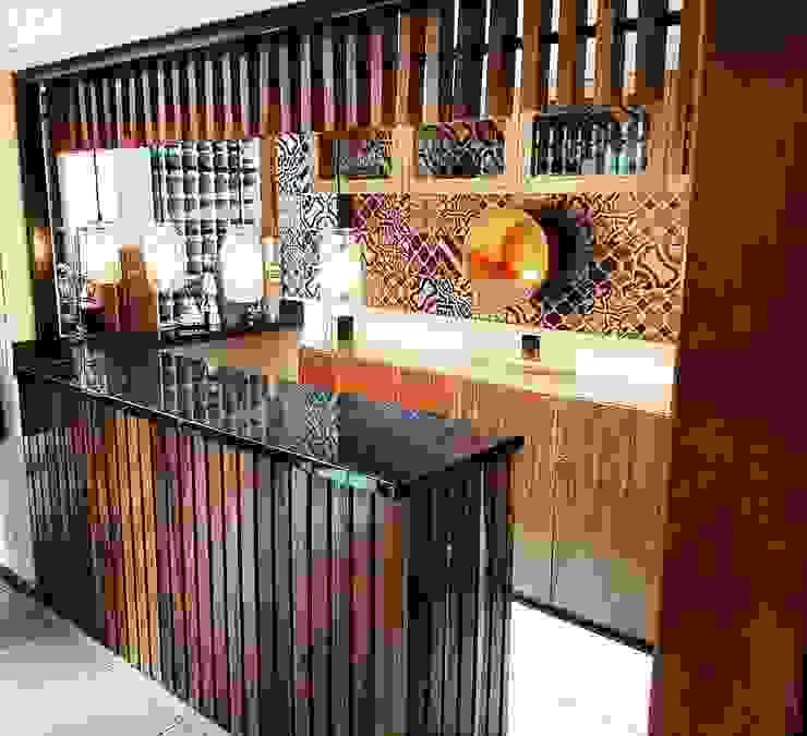 Bares r sticos de madera ideas y consejos para tener uno for Casa moderno kl
