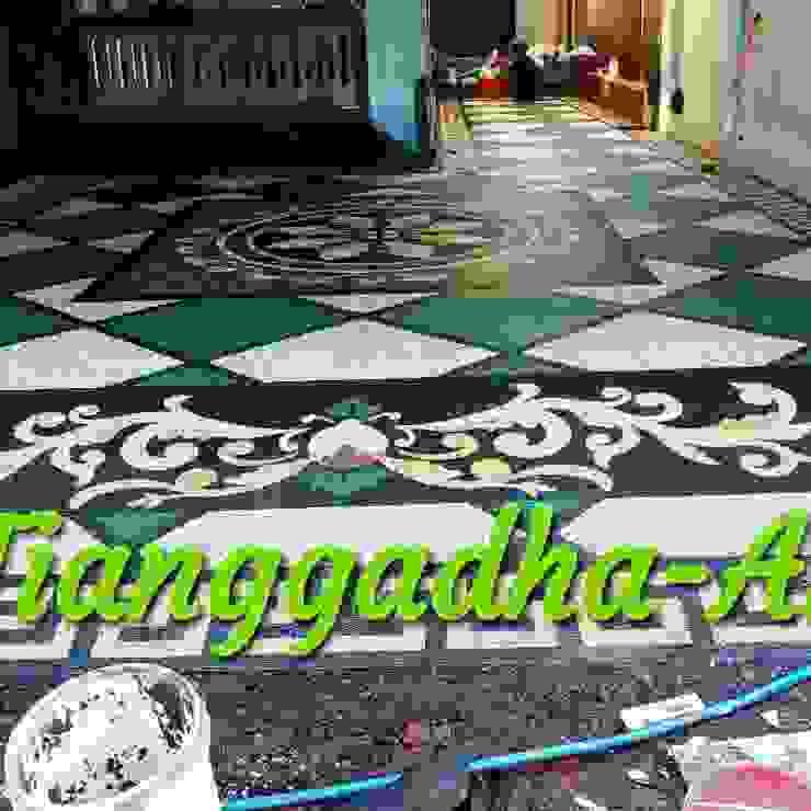 Ampyangan Oleh Tukang Taman Surabaya - Tianggadha-art