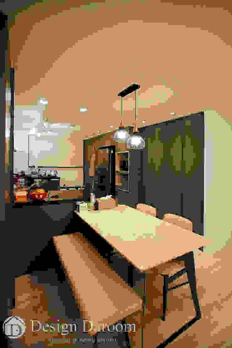 수유 두산위브 아파트 34py 주방 모던스타일 주방 by Design Daroom 디자인다룸 모던
