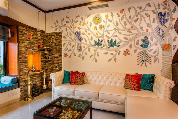 19 Amazing Pictures Of Living Rooms From Mumbai Homes Homify Homify