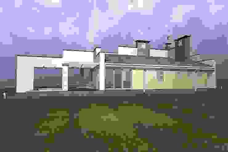 Spa moderne par архитектурная мастерская МАРТ Moderne