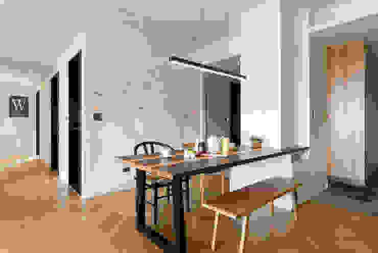 餐廳 根據 邑田空間設計 北歐風