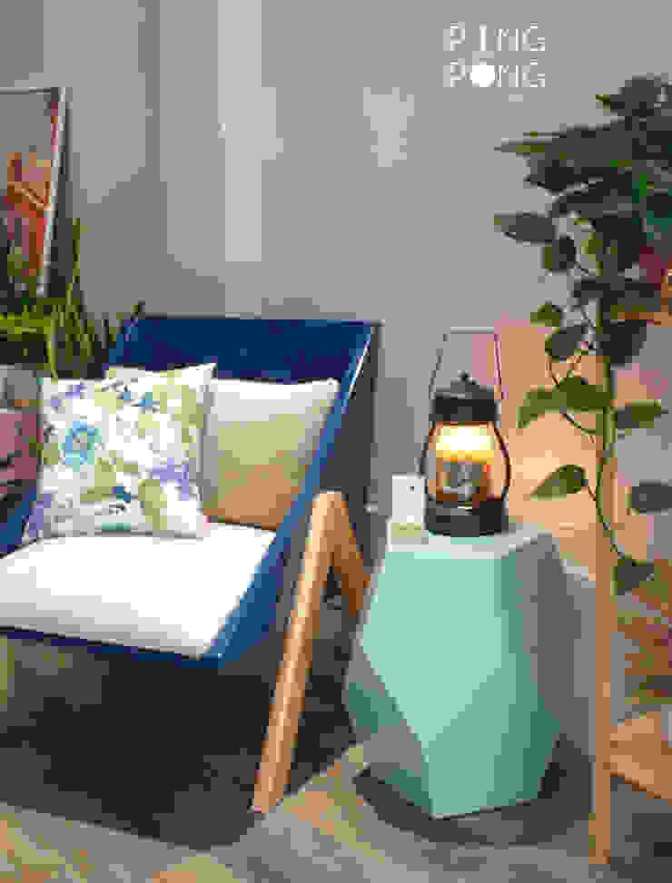 Showroom PingPong bởi PingPong Atelier Furniture