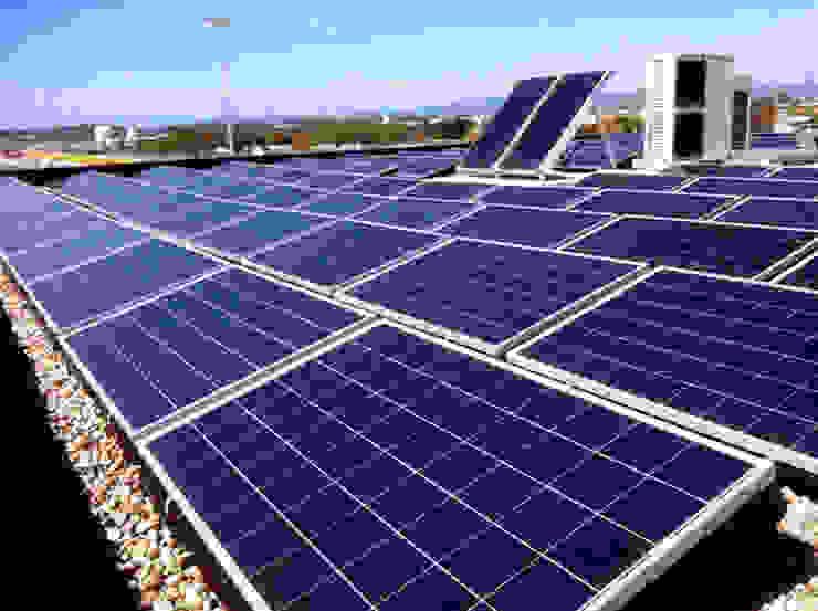 Energía Solar de Zsystem Minimalista