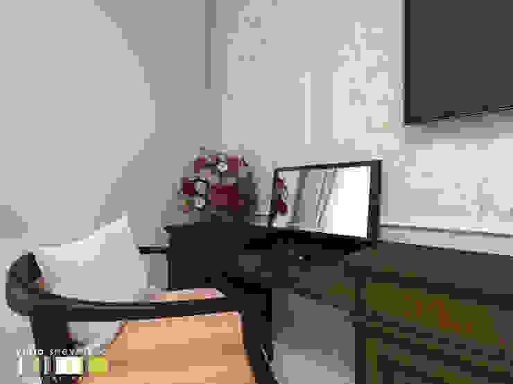 Мастерская интерьера Юлии Шевелевой Dormitorios clásicos