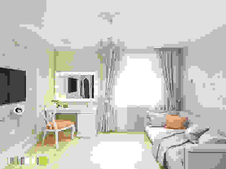 Мастерская интерьера Юлии Шевелевой Dormitorios infantiles clásicos