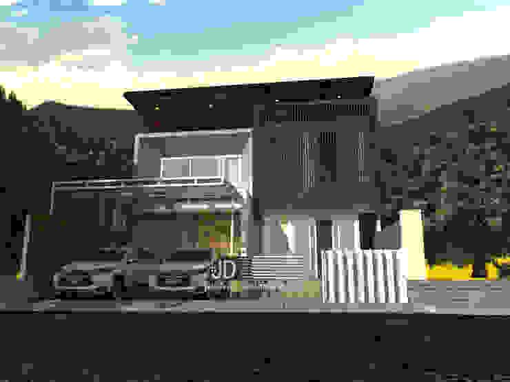 Desain Rumah Bapak Ace Endun Suwarta Di Jakarta Oleh Wahana Utama Studio