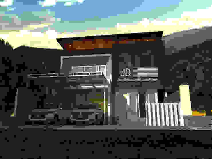 Desain Ace Endun Suwarta Oleh Wahana Utama Studio