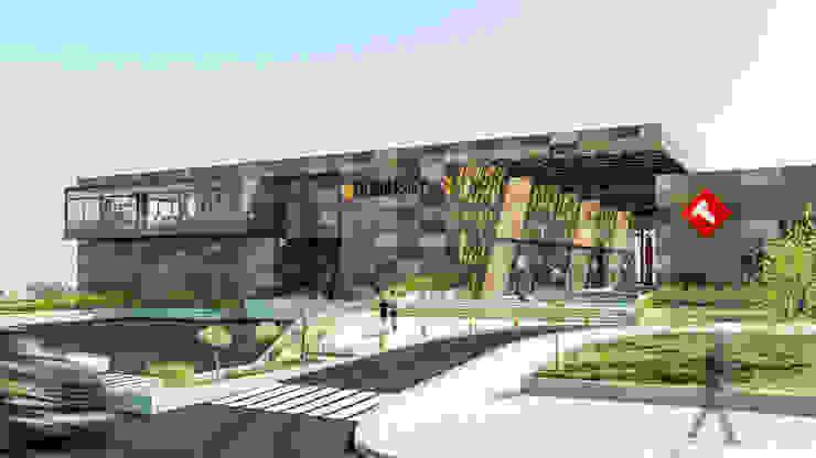 Camara 1 - Vista general Centros comerciales modernos de DUSINSKY S.A. Moderno