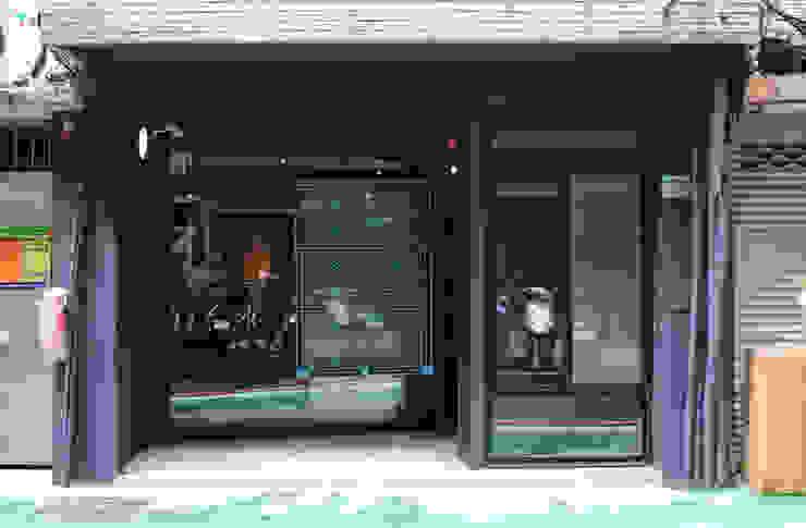 店面 根據 湜湜空間設計 日式風、東方風 金屬