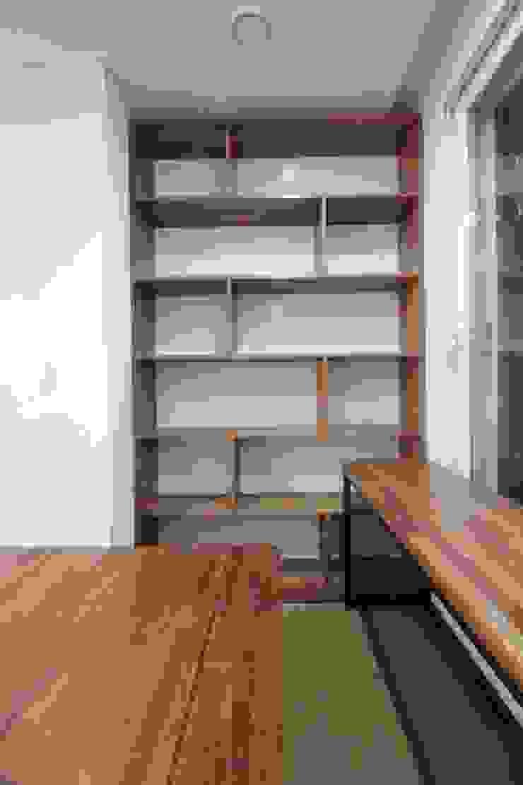 동탄2 예미지 아파트인테리어 스칸디나비아 서재 / 사무실 by N디자인 인테리어 북유럽