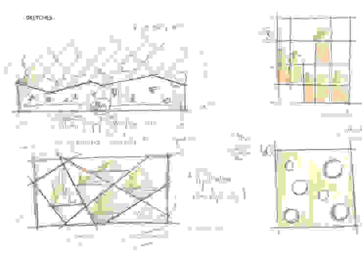 Pil Tasarım Mimarlik + Peyzaj Mimarligi + Ic Mimarlik Tropical style garden
