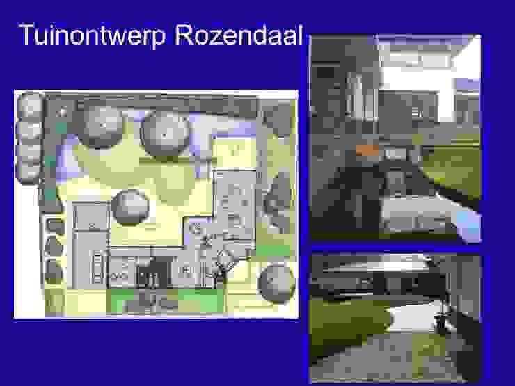 tuinontwerp Rozendaal Antony Marcelis Landschapsarchitectuur Vijver