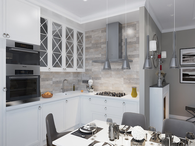 Kitchen by design4y, Classic
