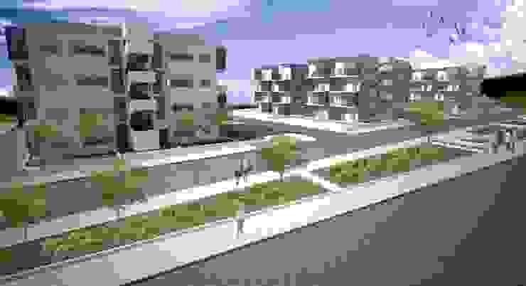 Detalhe Arquitetura e Engenharia Terrace house