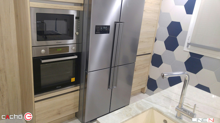 CACHO Estudio De Cocinas Modern kitchen