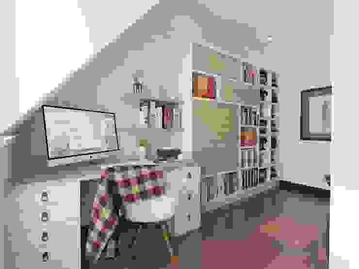 de SARAÈ Interior Design Escandinavo Contrachapado