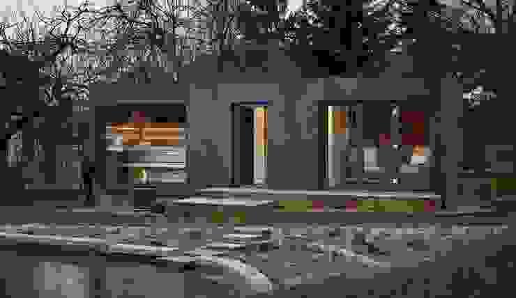 corso sauna manufaktur gmbh Modern garden