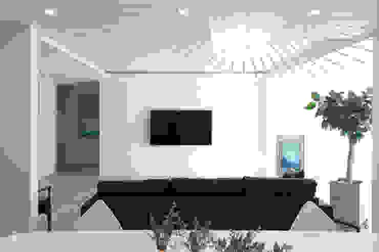 Modern Living room 모던스타일 거실 by B house 비하우스 모던