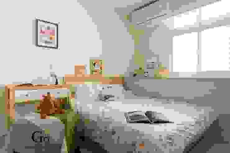 台北中和W宅 根據 勁懷設計 現代風