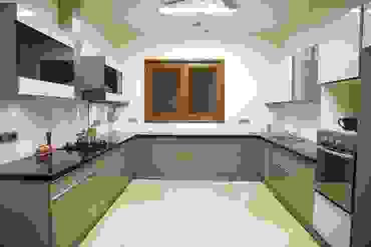 QBOID DESIGN HOUSE Kitchen units