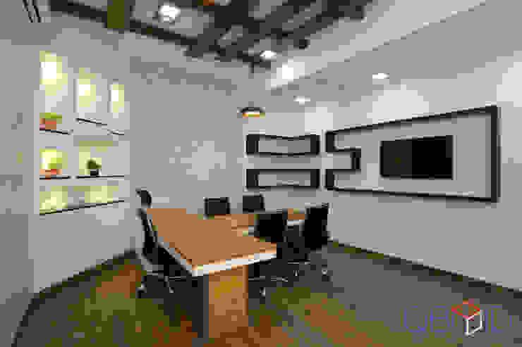 QBOID DESIGN HOUSE Edificios de Oficinas