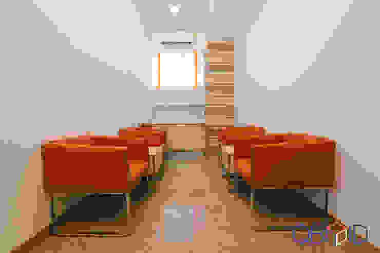 QBOID DESIGN HOUSE Modern office buildings