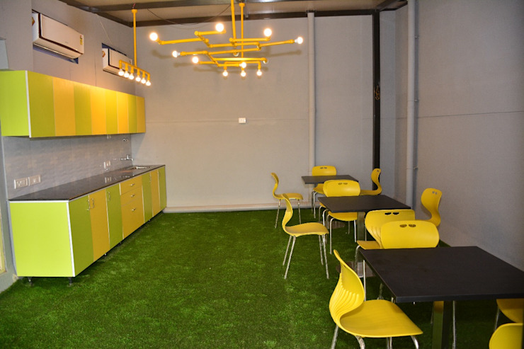 Commercial project QBOID DESIGN HOUSE Commercial Spaces
