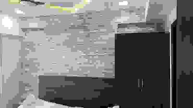 Mr. Udaybhan Singh Thakur Retirement Home Minimalist bedroom by al-Haadi Interiors Minimalist