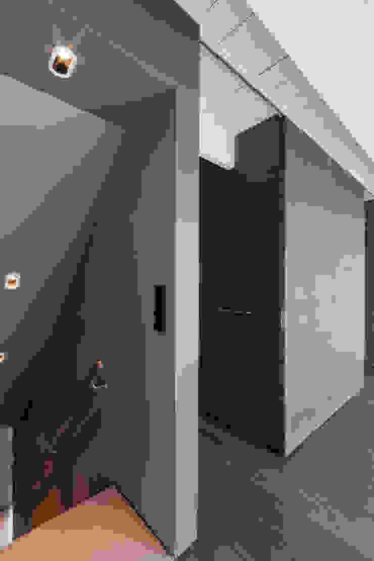 luxe maisonette in de Pijp - Bas Vogelpoel Architecten Amsterdam van Bas Vogelpoel Architecten Modern Hout Hout