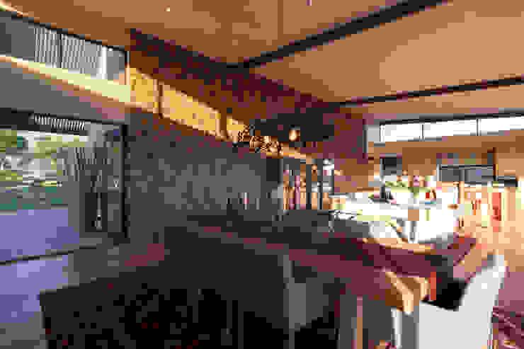 Living area Modern living room by Hugo Hamity Architects Modern