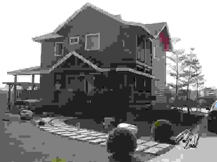 安居屋有限公司 Rumah Gaya Rustic