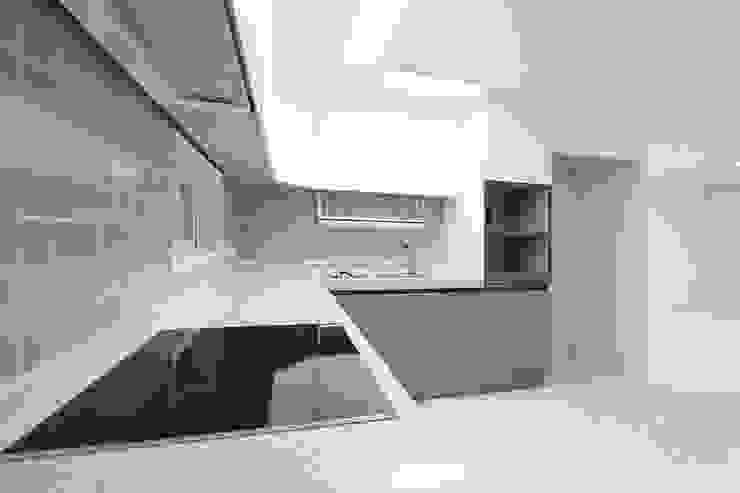 한 인테리어 베스트타운 아파트 모던스타일 주방 by 한 인테리어 디자인 모던