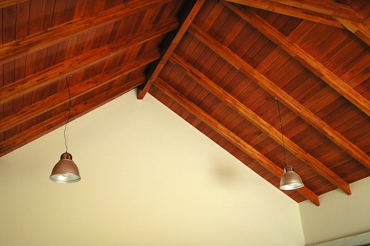 by GRUPO CONSARQ Modern Wood Wood effect