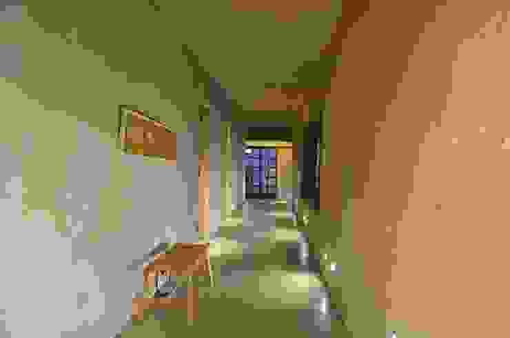 Alpasion | Interiores Hoteles de estilo rústico de Bórmida & Yanzón arquitectos Rústico