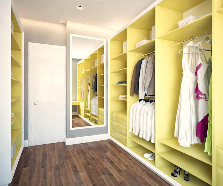 Interior Modern dressing room by R.S Interiors Modern