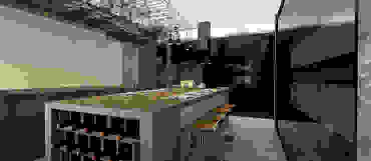 Cocina de CB Luxus Inmobilien Moderno