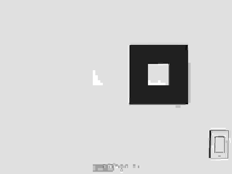 지승아이디 Paredes y pisos de estilo minimalista