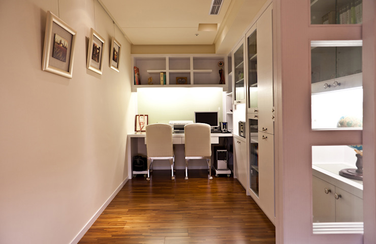 雋 根據 松泰室內裝修設計工程有限公司 古典風 木頭 Wood effect