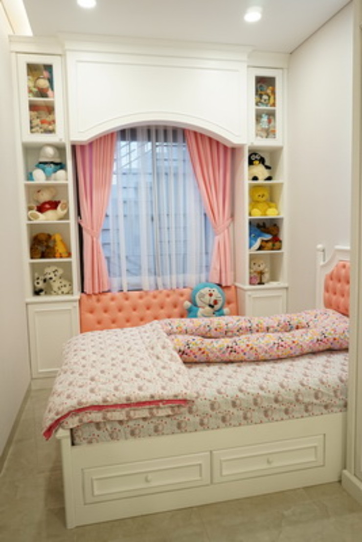 Kids Bedroom Oleh Cendana Living Minimalis Kayu Lapis