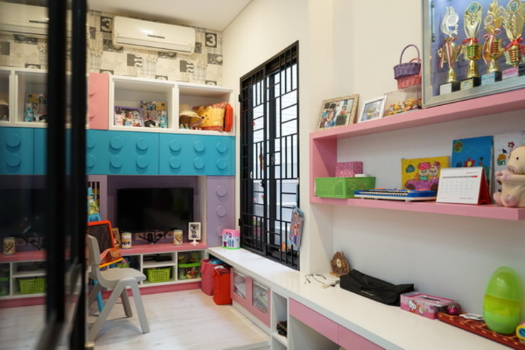 Kids Playroom Oleh Cendana Living Minimalis
