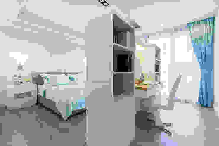 Chambre classique par 騰龘空間設計有限公司 Classique