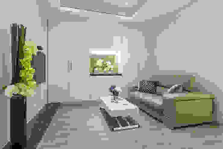 Salas de estilo clásico de 騰龘空間設計有限公司 Clásico