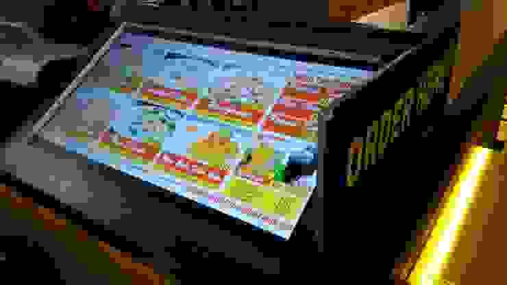 Counter Cashier Gastronomi Gaya Industrial Oleh Cendana Living Industrial