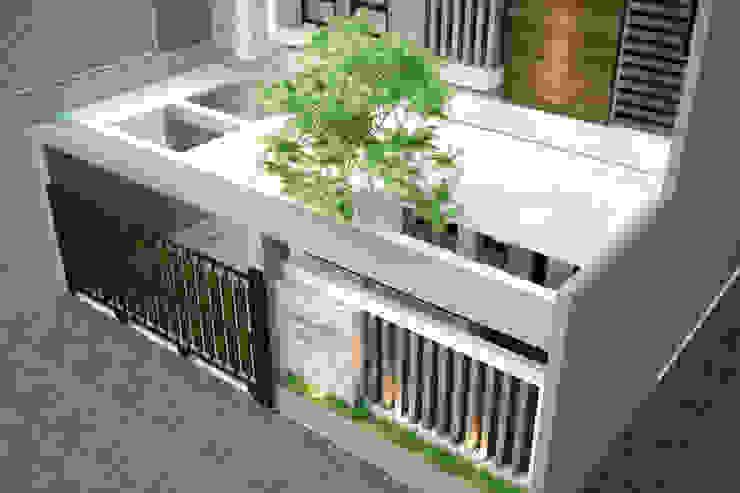 facade house view-2 Oleh Cendana Living Modern